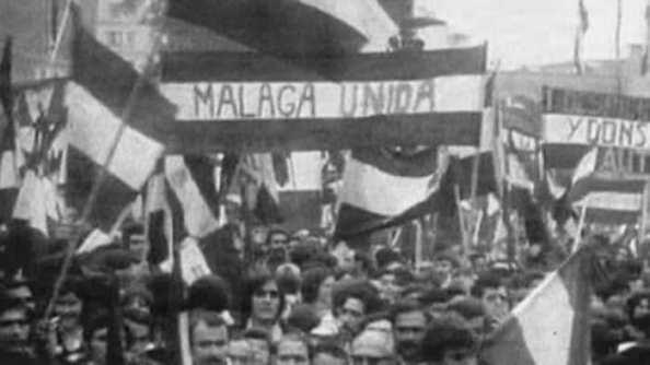 4 de diciembre malaga unida plaza torrijos b y n