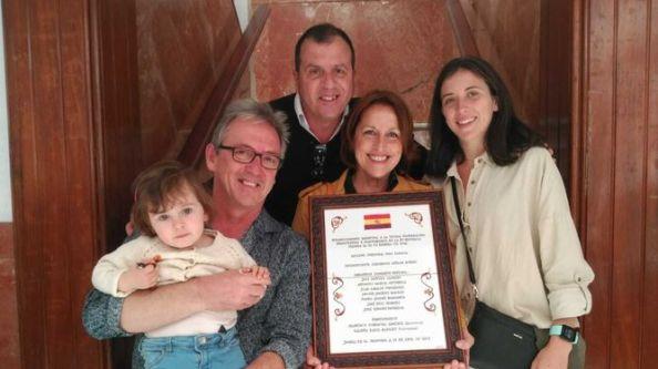 familia medico Guillermo Ortega Durán 14.04.2019