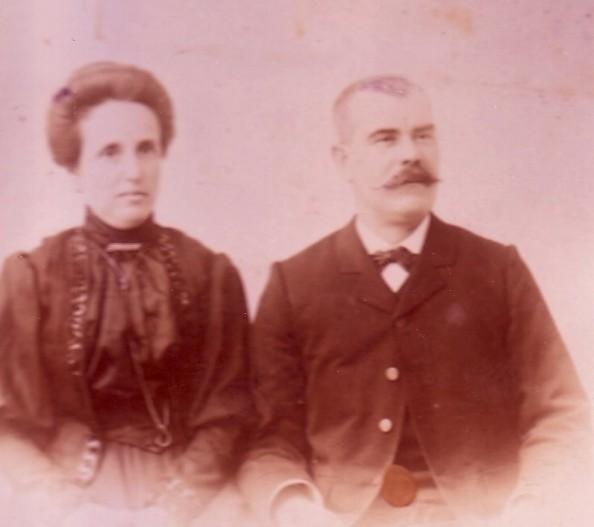 Inés Moreno y su marido 2