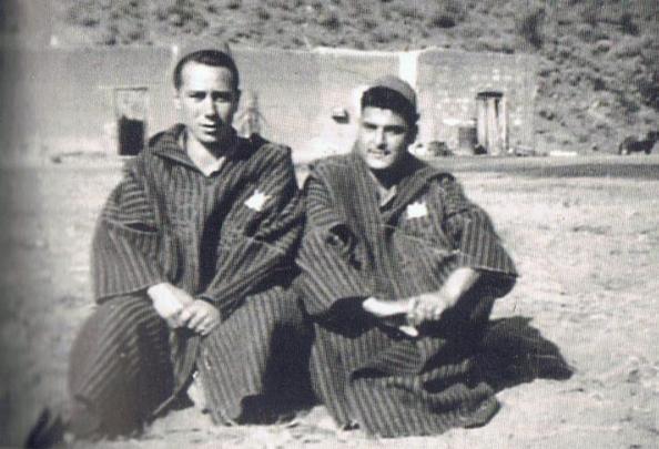 Antonio López Pajares sidi Ifni Tesorillero