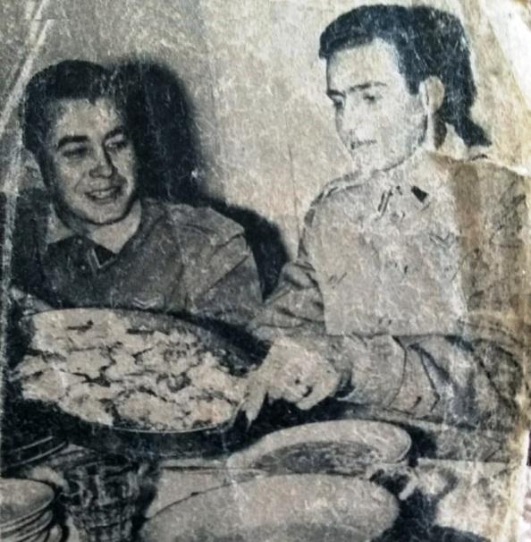 Gonzalo y Juan Carlos rey