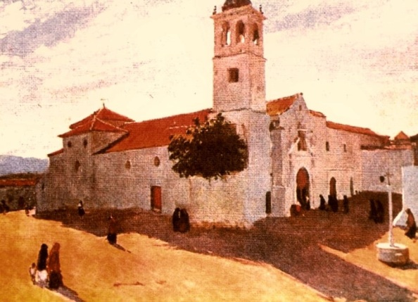 Iglesia de la Misericordia 1918 Bertucci