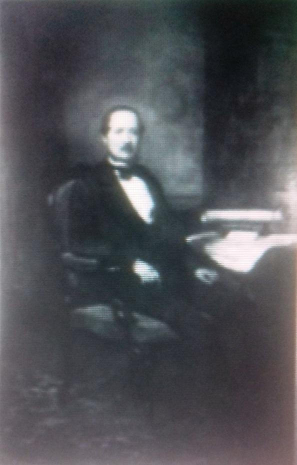 1874. Carlos Larios Martines de Tejada. Marqués del Guadiaro