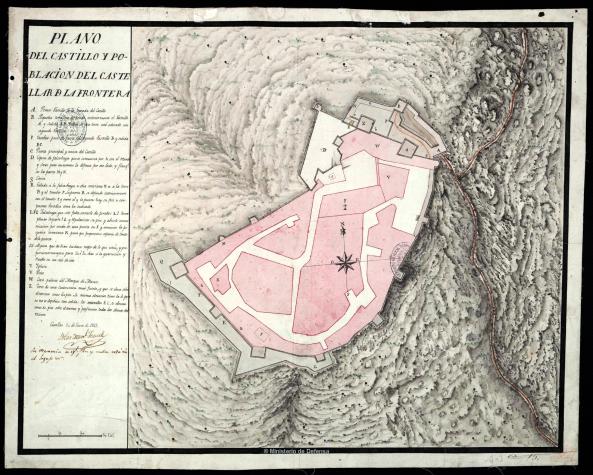 Castellar de la Frontera 20.01.1813