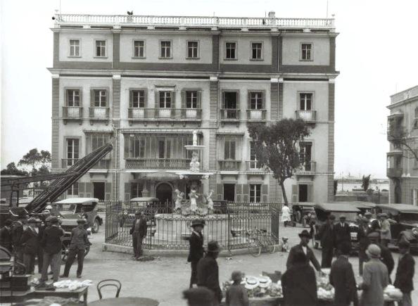 Connaught House gibraltar tesorillo