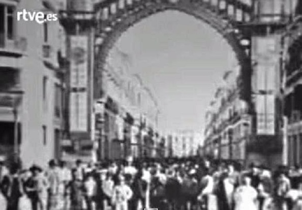 inauguracion calle larios