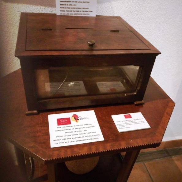 urnas de jimena de 12.04.1931