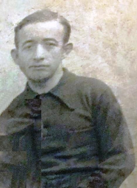 Antonio González Rocha el de Pilar