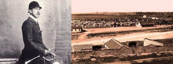 1891 muerter es quela Pablo Larios Maestro de los Sabuesos de la Cacería de Calpe