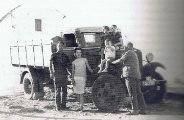 camión ford incautado a sebastián gutiérrez ariza