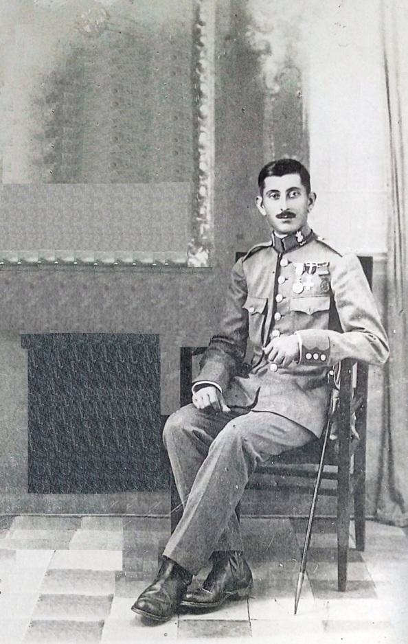 Cristóbal Riquelme Lobato