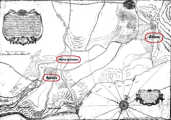 en rojo Mapa antiguo bombas (1)